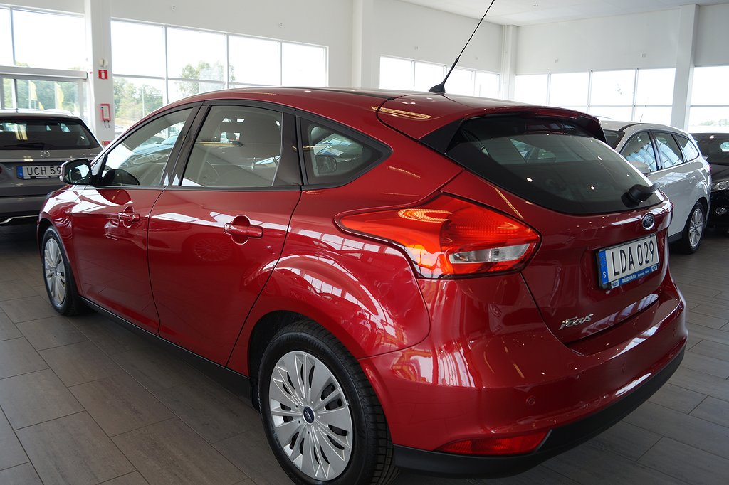 Ford Focus 1.5 TDCi 95hk Euro 6 Trend