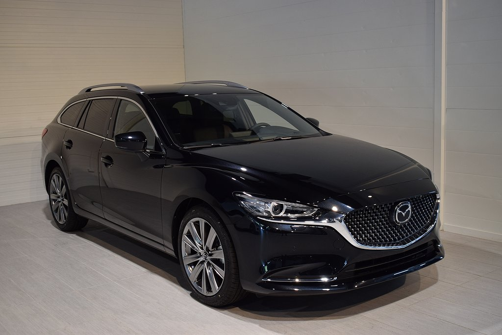 Mazda 6 Optimum Signature 2.5 194hk AUT (Apple CarPlay) 2020