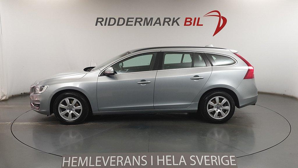 Volvo V60 D2 (115hk)