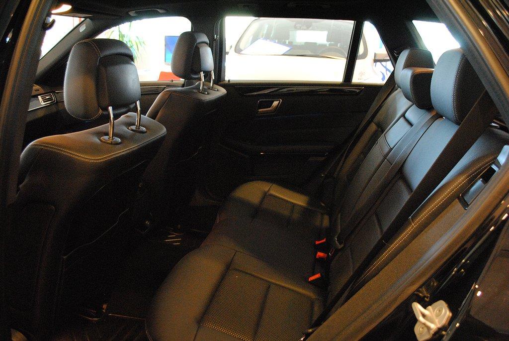 Mercedes-Benz E 350 BlueTEC 4MATIC AMG Kombi *AIRMATIC*