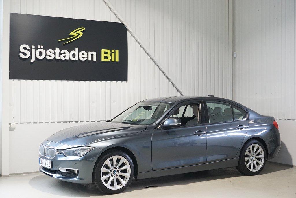 BMW 320 d xDrive Sedan Aut Modern Line ElDragkrok 184hk
