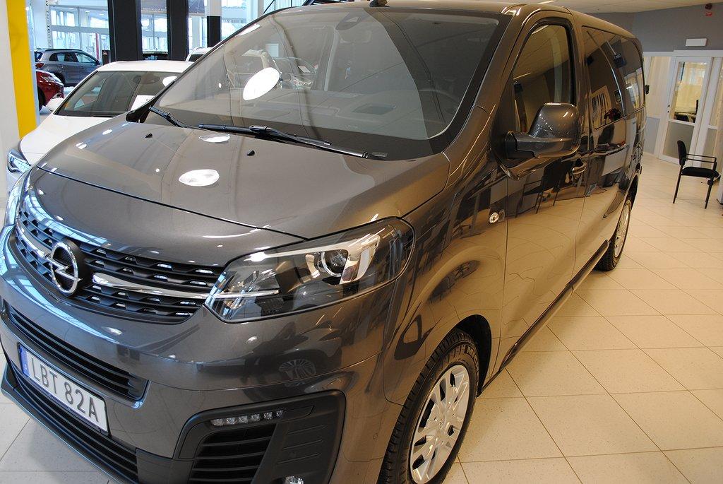 Opel Vivaro CrewVan LaunchEdition L2 120D 6-sitsig