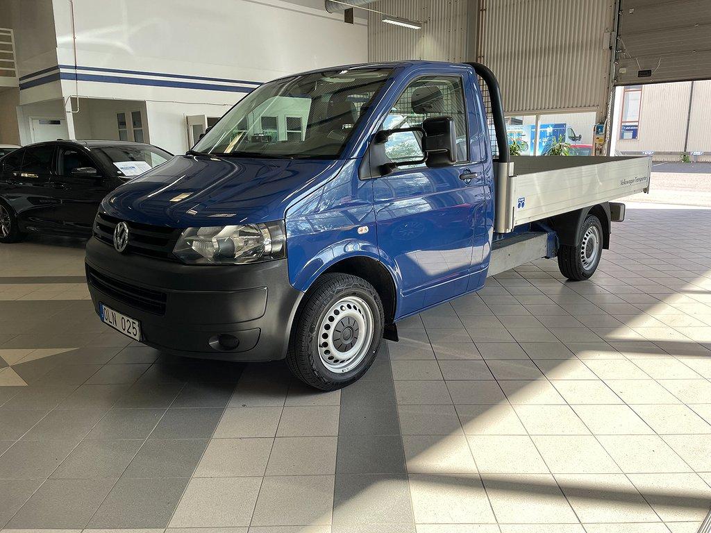 Volkswagen Transporter 2.0 TDI Chassi / Drag 140hk
