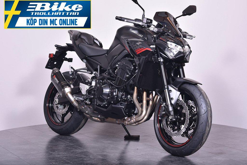 Kawasaki Z900 Performance 5år:s Garanti
