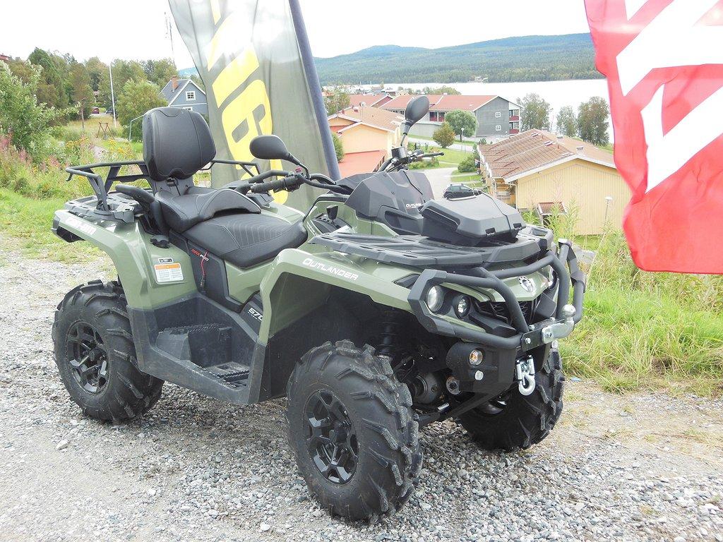 BRP Outlander 570 Max Pro