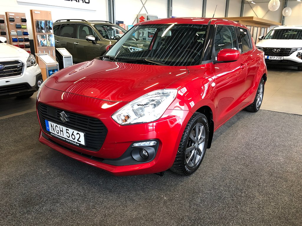 Suzuki Swift 1.2 90hk V-Hjul Backkamera Årsskatt 360:-