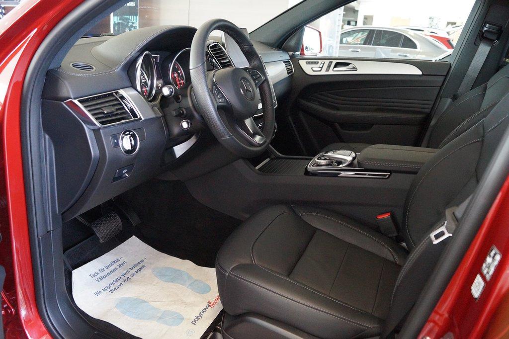 Mercedes-Benz GLE 350 d 4MATIC Coupé