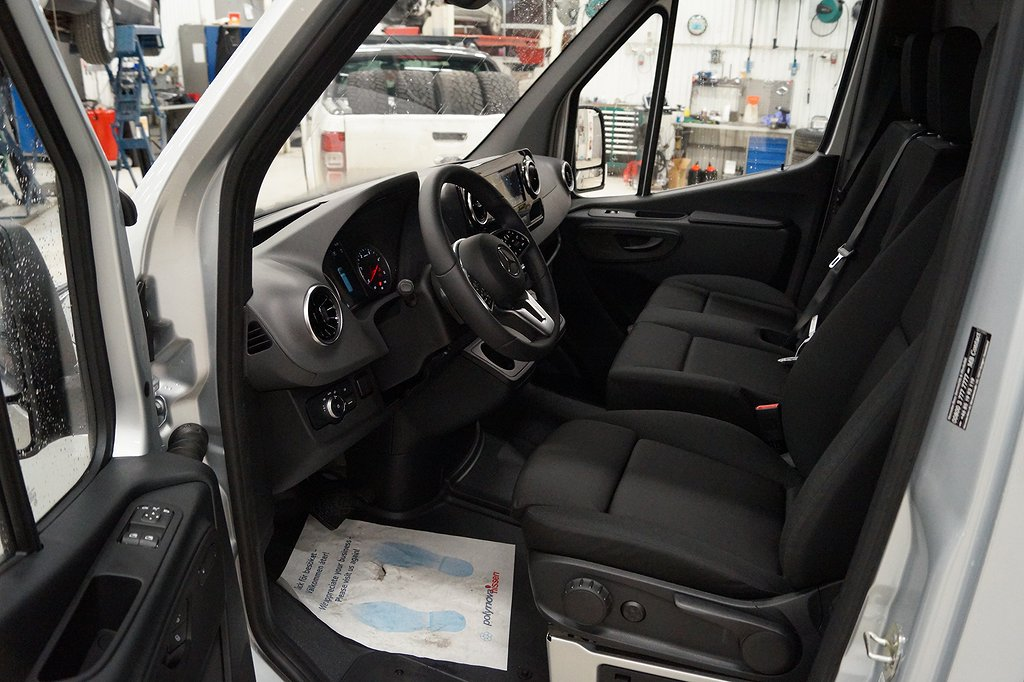 Mercedes-Benz Sprinter 316 CDI Skåp A2/360Kamera/Kupevärmare/Aut