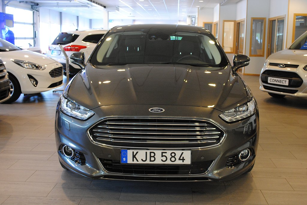 Ford Mondeo 2.0 TDCi Business 180hk AWD AUT