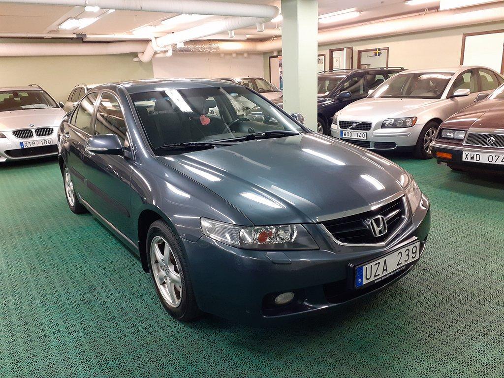 Honda Accord 2.4 190hk
