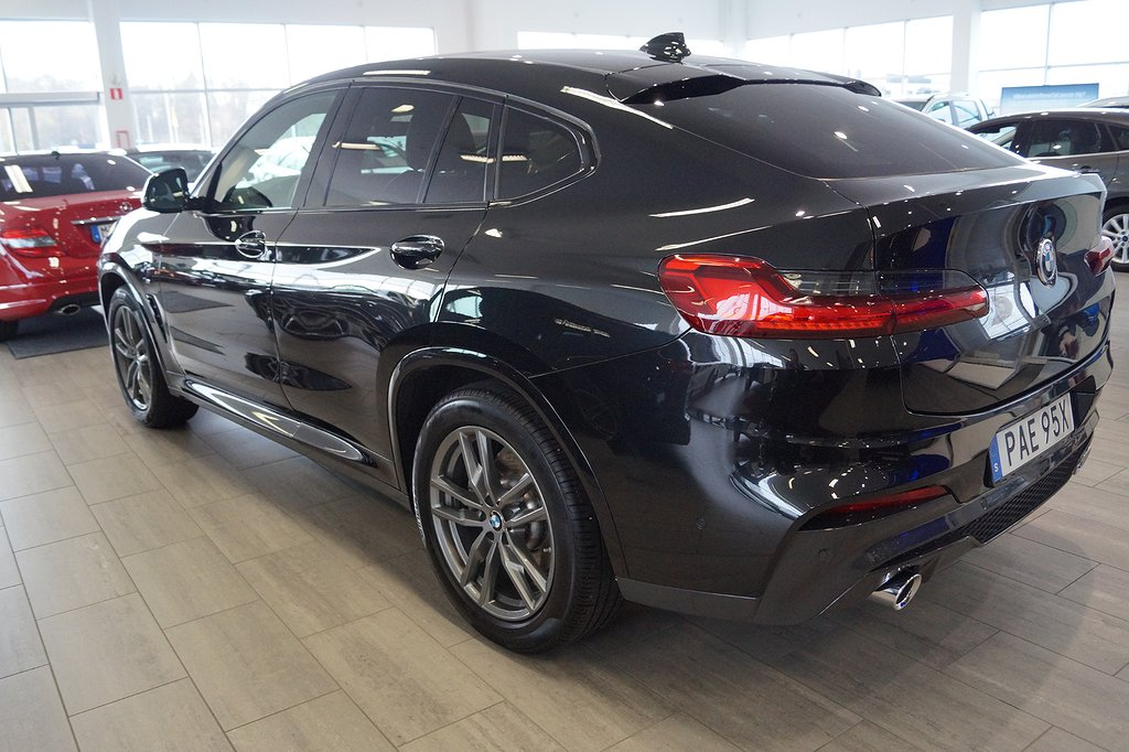 BMW X4 5000kr i fritt bränsle xDrive20d 190hk