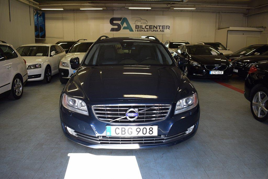 Volvo V70 D4 AWD Geartronic Momentum El Taklucka