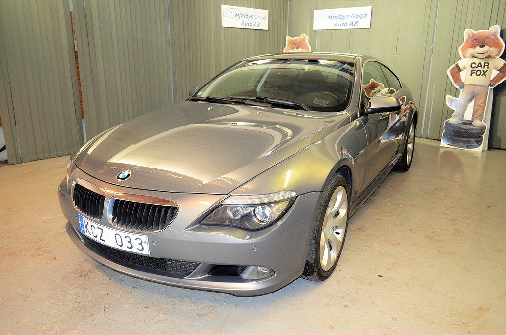 BMW 630 i Coupé Automat 272hk