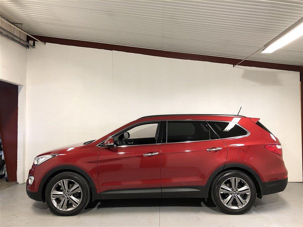Hyundai Santa Fe Grand 2.2 CRDi 4WD(197Hk)Premium Plus Navi Panorama