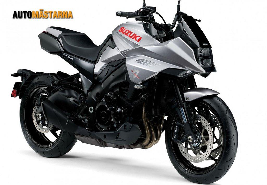 Suzuki GSX-S1000 SRQ Katana | För bästa pris kontakta oss