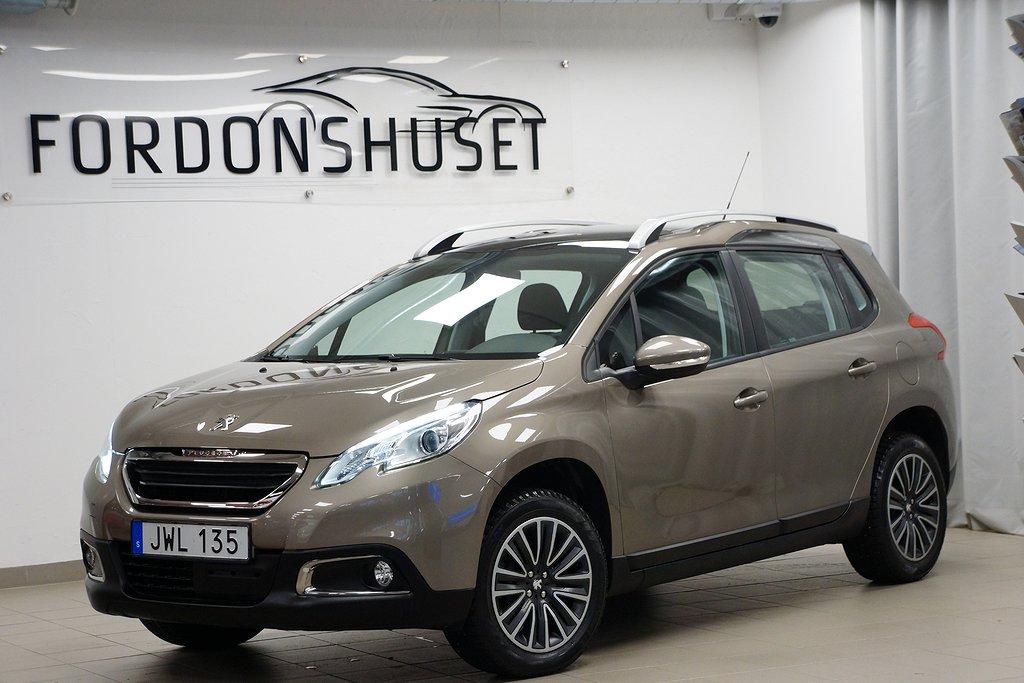 Peugeot 2008 1,2 VTi   ACTIVE +   OBS! ENDAST 658 MIL