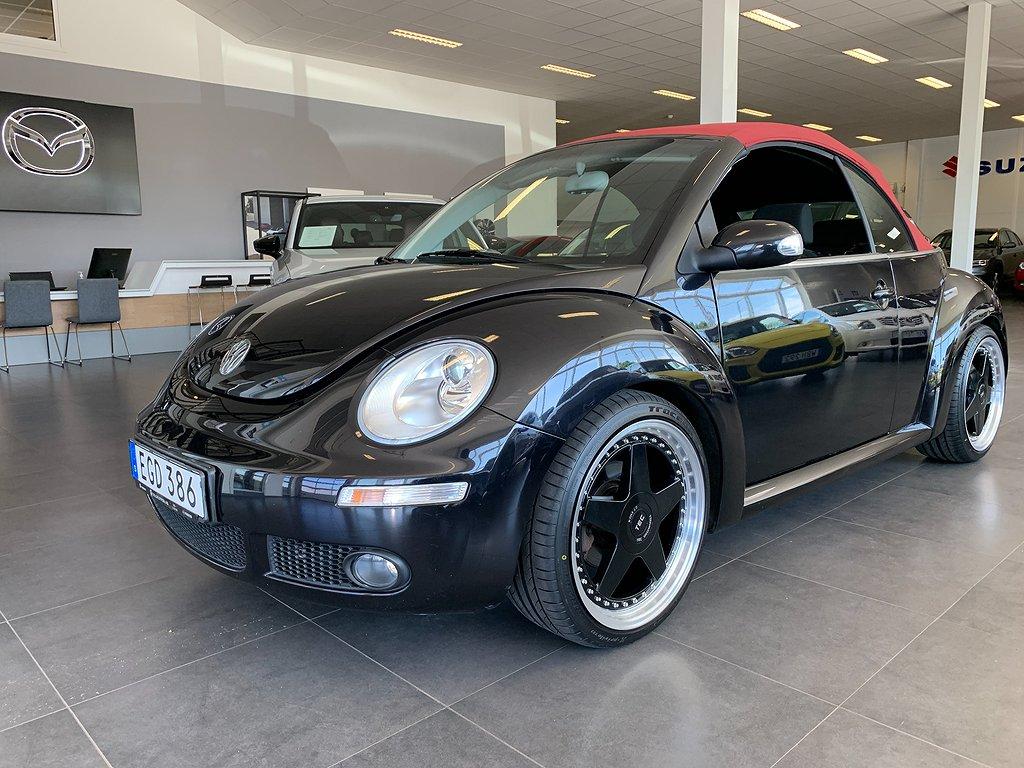 Volkswagen New Beetle Cabriolet 1.6 Exclusive 102hk