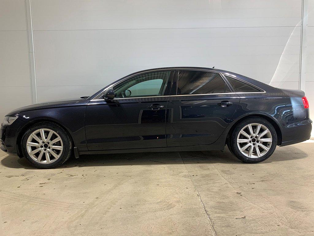 Audi A6 3.0 TDI quattro (245hk)