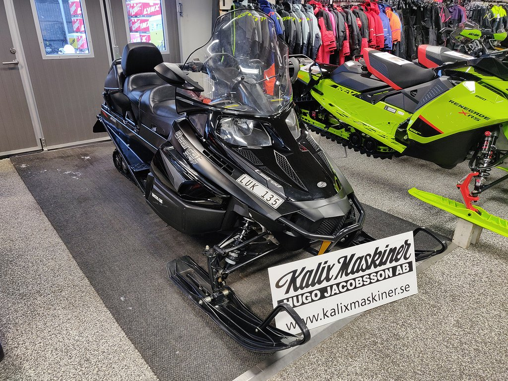 Arctic Cat Bearcat Z1 XT LTD -13