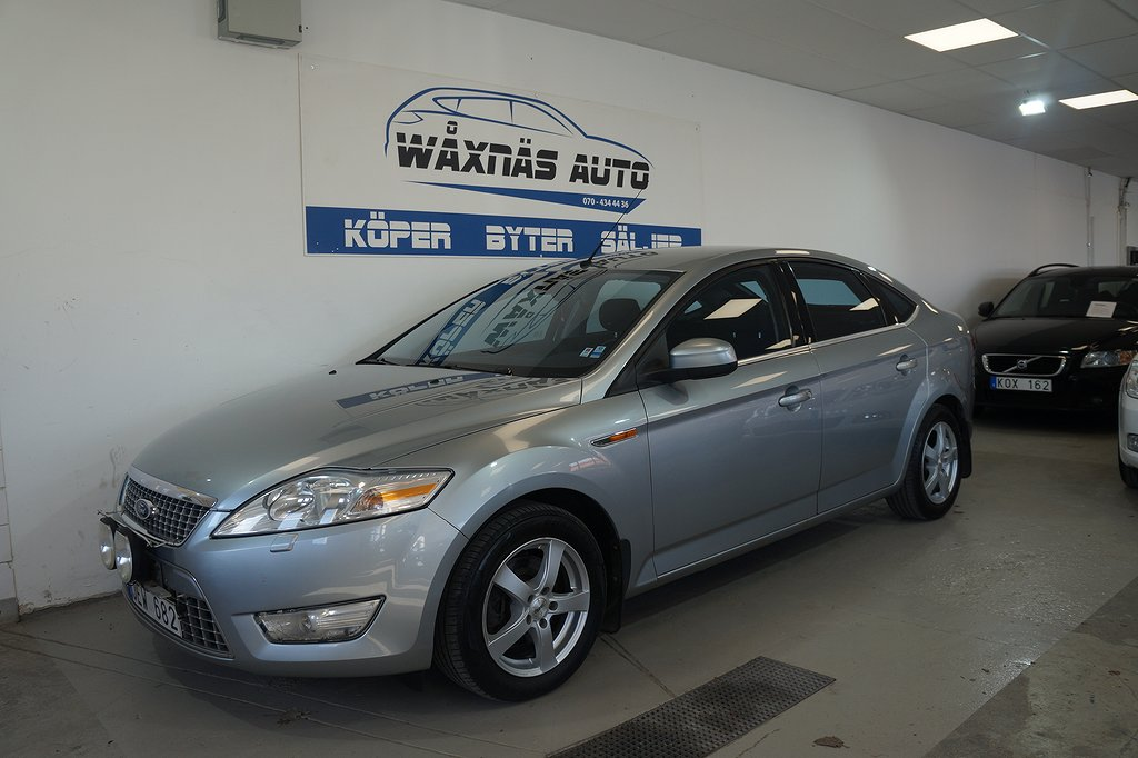 Ford Mondeo 2.0 TDCi Powershift (130hk)