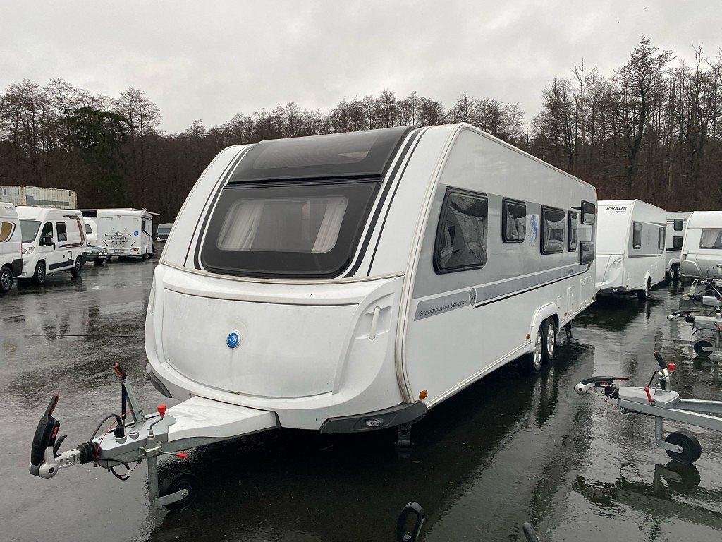 Knaus Scandinavian Selection 750 UFK