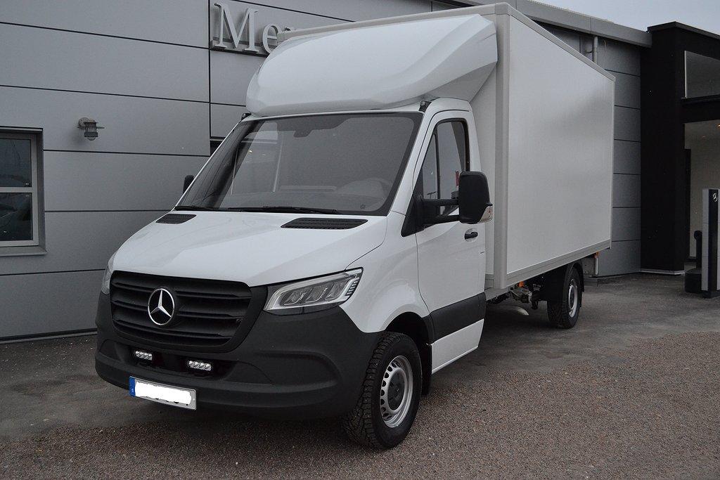 Mercedes-Benz Sprinter 319 Volymskåp Höjd Skåp 2100mm