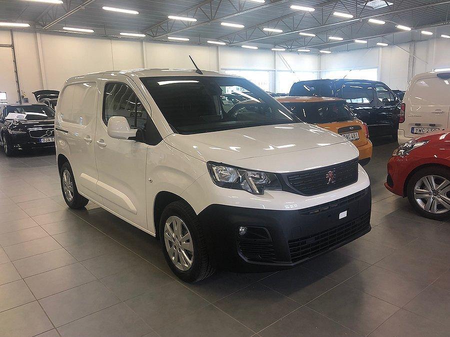 Peugeot Partner PRO+ L1 3,3m3 BlueHDi 100