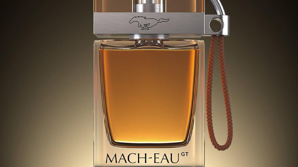 Ford parfym Mach-Eau