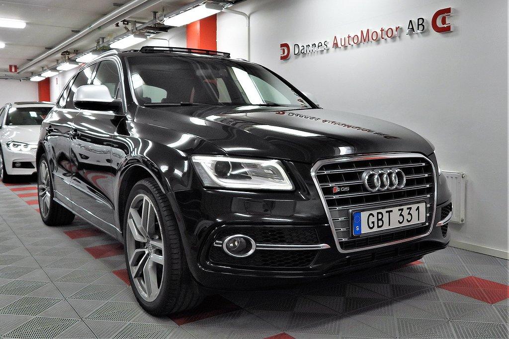 Audi SQ5 TDI 3.0 TDI V6 quattro TipTronic Panorama Drag 313hk