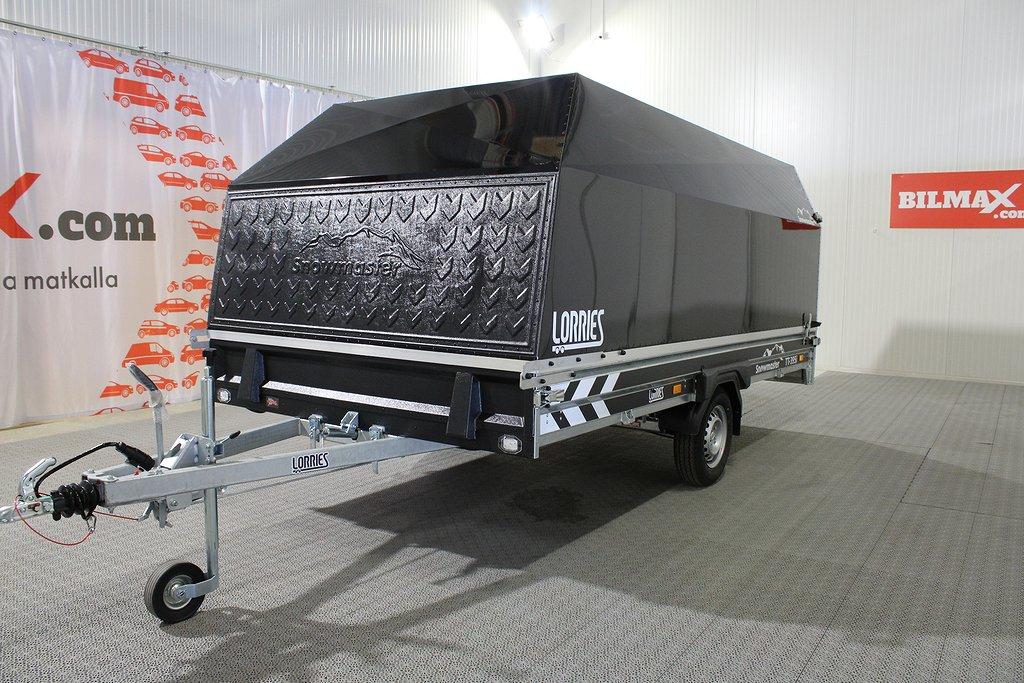 Lorries TT - 395i Snowmaster med Rampöppning