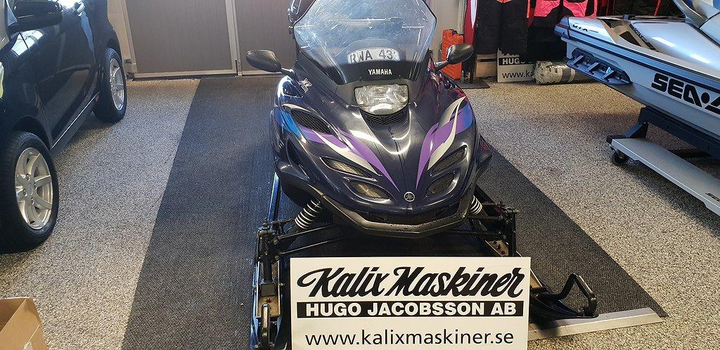 Yamaha Venture XL 500 -01