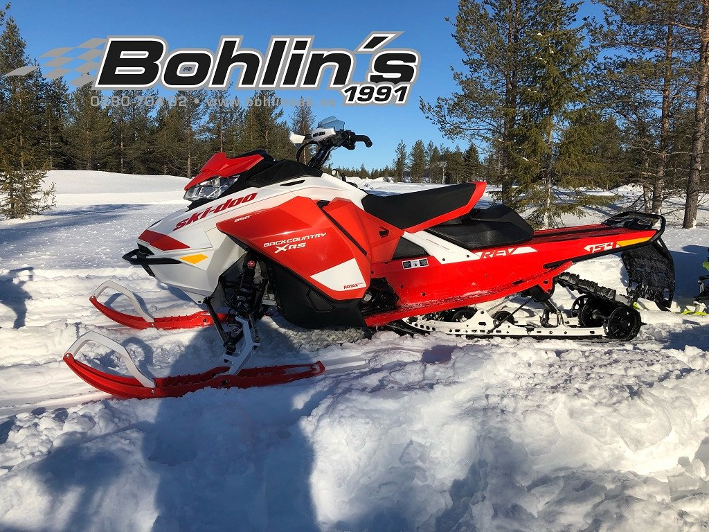 Ski-doo Renegade BC XRS 154