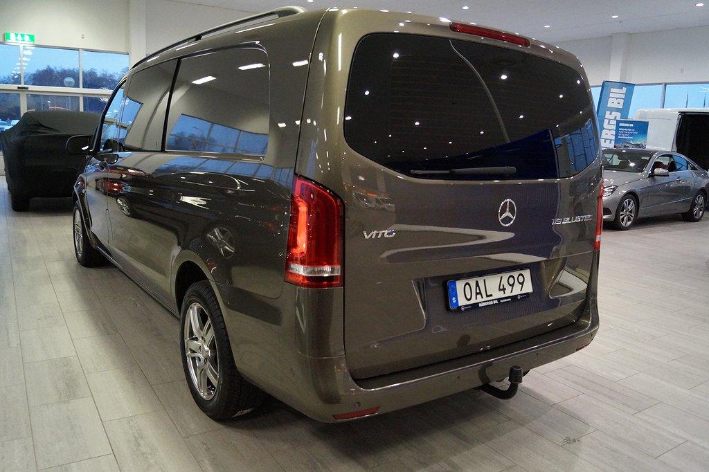 Mercedes-Benz Vito Mixto 119 Edition 1