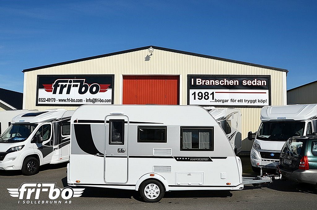 Knaus 400 LK Sport Silver Selection Traditionell