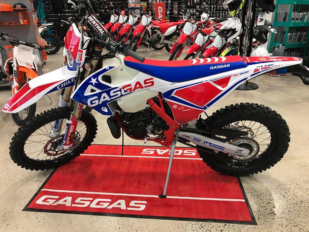 GasGas EC 300 Sixdays eStart