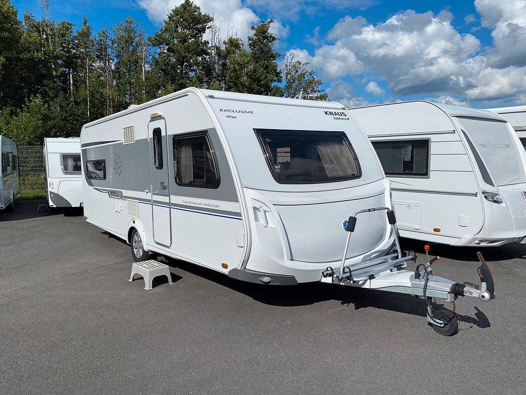 Knaus Sudwind Exclusive 590 UK *V-SÄNG, ALDE*