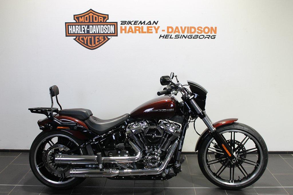 Harley-Davidson FXBRS 114 JEKILL&HYDE