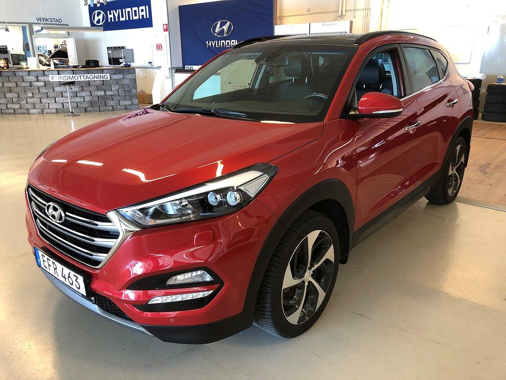 Hyundai Tucson 1.6 T 4wd Premium