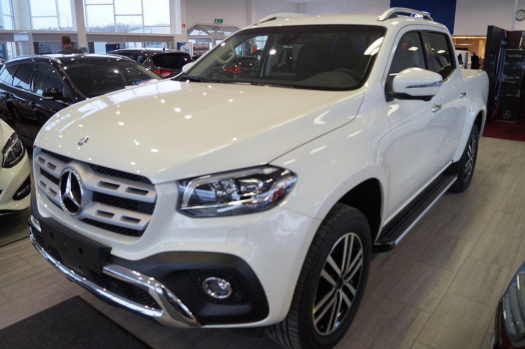 Mercedes-Benz X 250d 4x4 AUT PROGRESSIVE EDITION 359.000 + moms / Demo / Låg s