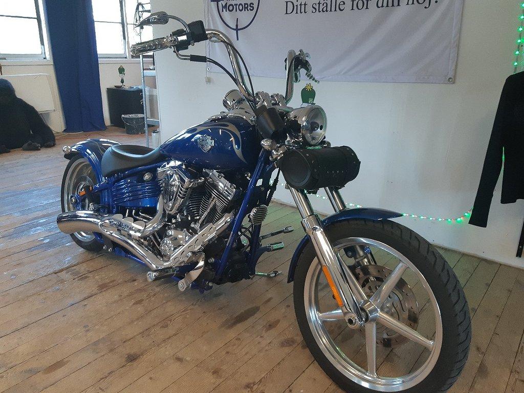 Harley-Davidson Rocker FXCWC Rocker C 1.6 Twin Cam 96B