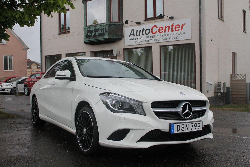 Mercedes-Benz CLA 250 7G-DCT Eu6 211hk
