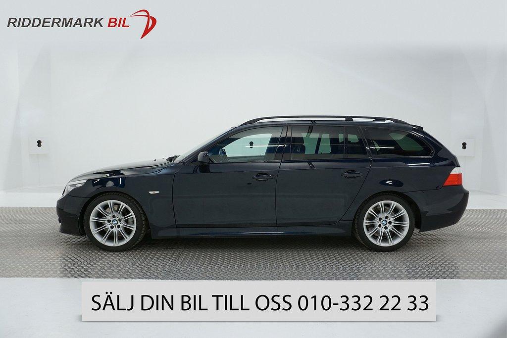 BMW 535d Touring, E61 (286hk)