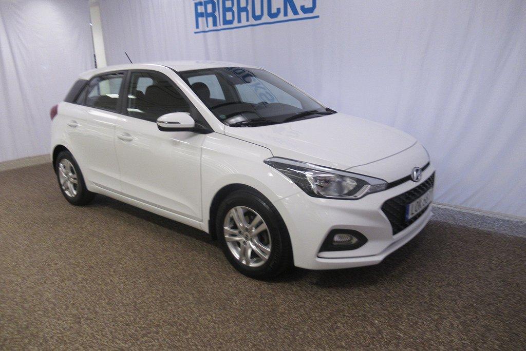 Hyundai i20 1.2 Euro 6 75hk Comfort