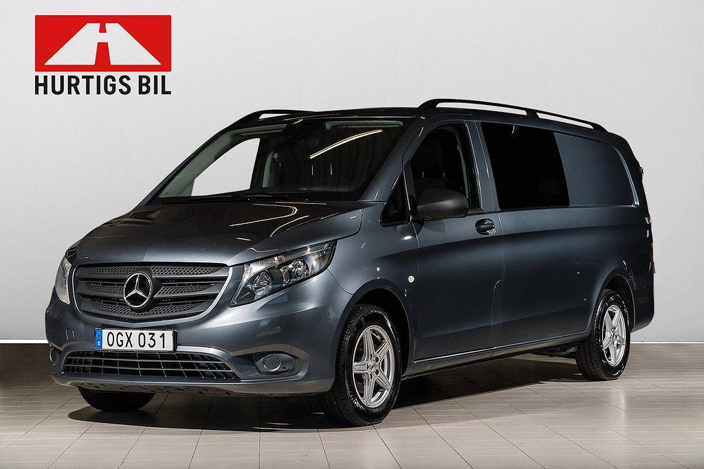 Mercedes-Benz Vito 114d Mixto 5-sits 7G-Tronic Plus 136hk