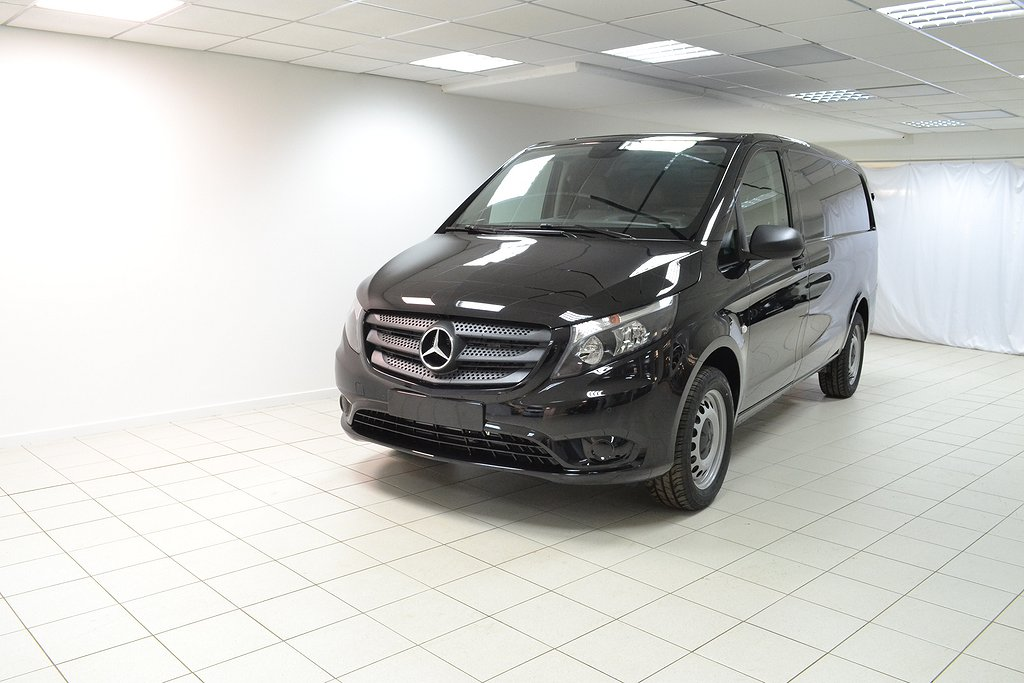 "Mercedes-Benz Vito 116 CDI Lång Kampanjbil "" Extra Kampanj"""