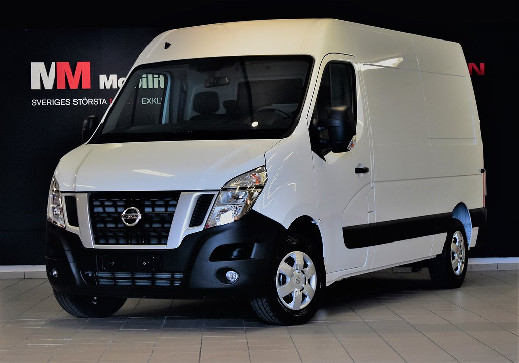 Nissan NV400 2.3 dCi 150 L2H2 Working Star