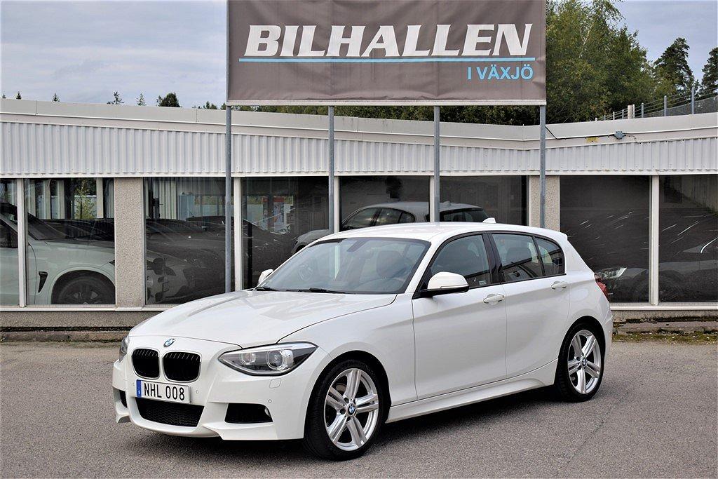 BMW 125 i M-Sport Manuell Euro6 280hk