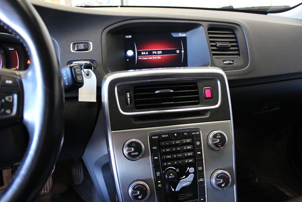 Volvo V60, D3 Summum Eu6 Taklucka / Drag / Navi