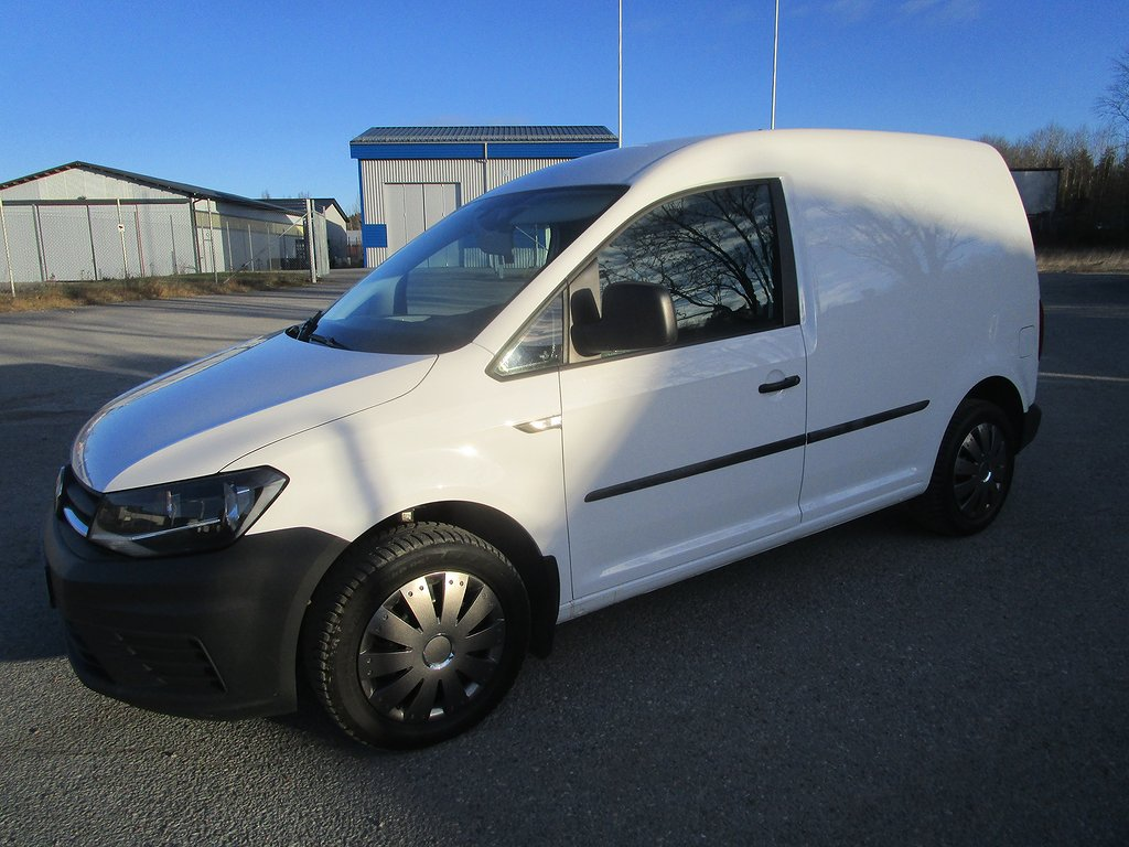 Volkswagen Caddy 2,0 TDI Proline