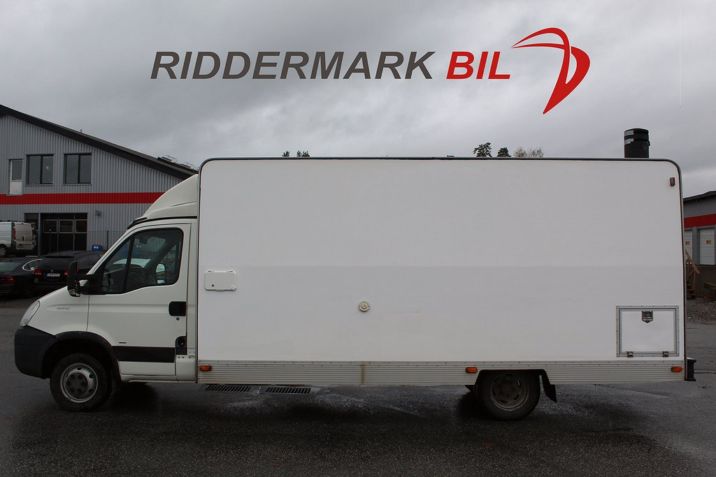 Iveco Daily 50 3.0 HPT (176hk)